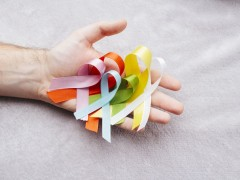 """结直肠癌月:一种""""沉默""""的癌症让你不再沉默"""