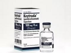 K药再获FDA批准 这次治疗宫颈癌