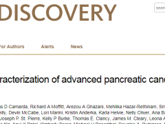 晚期胰腺癌患者吃对靶向药病灶全部消失!