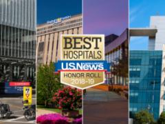US.News权威发布!2018~19最新癌症医院排行榜出炉!哪家医院看什么癌最好,这回心理有数了!