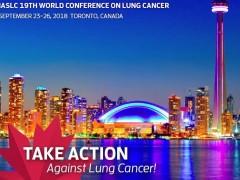 【2018 WCLC】世界肺癌大会精彩集锦(一)