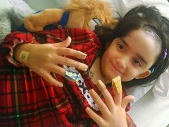 患癌后双目失明,质子治疗技术让她重回正常生活
