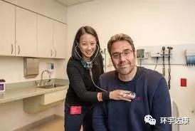 Kimmie Ng医生和胰腺癌患者