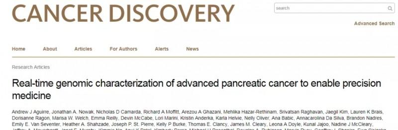 国际著名期刊《癌症研究》