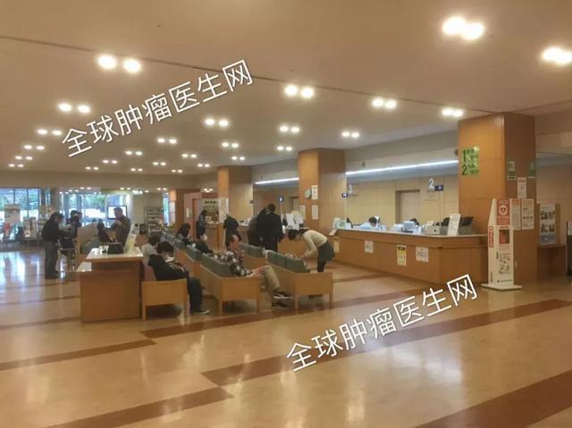 日本医院大厅