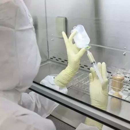 细胞回收、点滴包制作