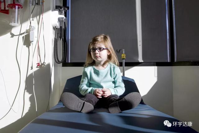 儿童肿瘤患者