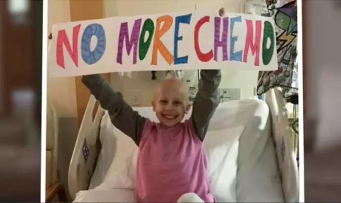 软组织肉瘤拉罗替尼治疗后无需再化疗