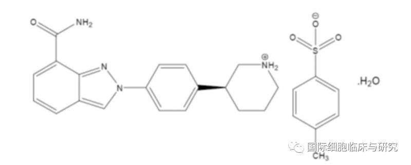 尼拉帕利分子结构