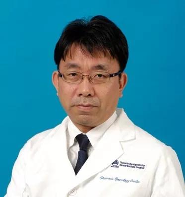 日本肺癌专家Nishio