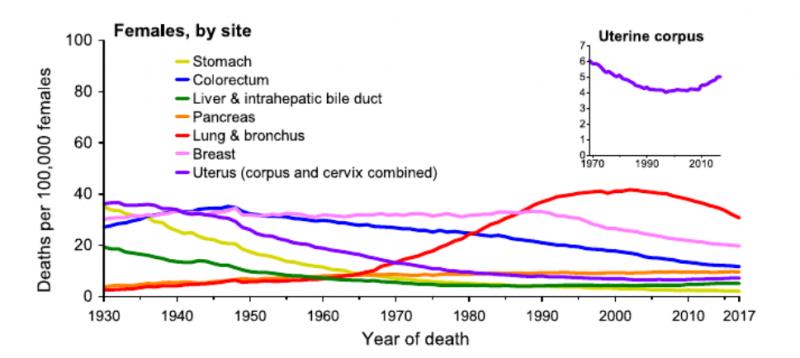 美国乳腺癌5年生存率
