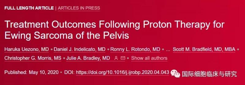 Internatio<em></em>nal Journal of Radiation OncologyBiologyPhysics杂志