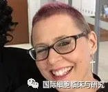 乳腺癌患者桑迪·伯卡特