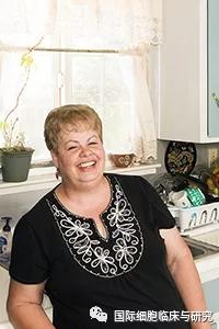 糖尿病患者玛丽亚·托雷斯(Maria Torres)