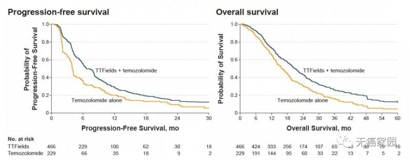 肿瘤电场疗法治疗数据