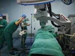 """卵巢癌放疗,术中放疗体内照射+多学科联合治疗,让原本""""不可能""""变为""""可能"""""""