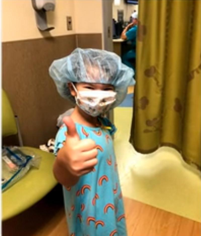 脑神经胶质瘤患者卡姆登