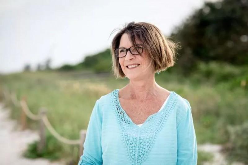 肺癌患者梅利莎(Melissa Crouse)