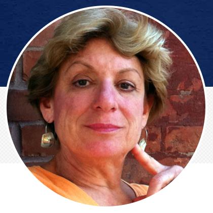 肺癌患者朱迪·格雷(Judy Gray)
