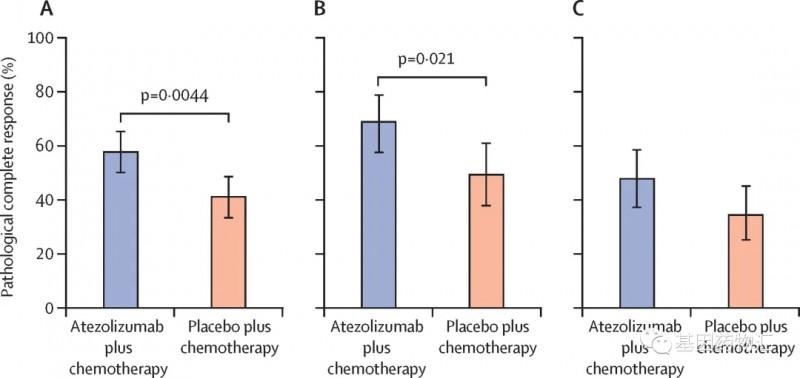 免疫治疗作为术前新辅助治疗方案的效果