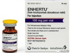 晚期胃癌靶向药新药,靶向4大癌种的抗体偶联(ADC)药物Enhertu(Deruxtecan、DS-8201)打破胃癌药荒