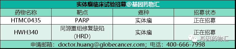 实体瘤临床试验