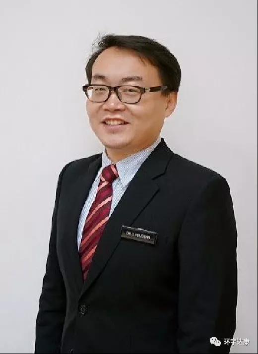 新加坡国立癌症中心放射肿瘤科李友泉医师
