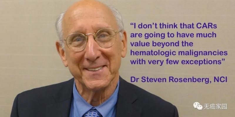 til疗法创始人Steven A. Rosenberg