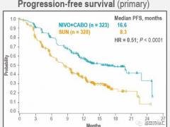 肾癌免疫治疗药物,肾癌免疫疗法公开数据,缓解率和无进展生存期翻倍