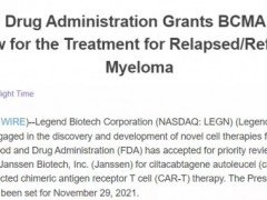 国内第三款CAR-T疗法西达基奥仑赛(Cilta-cel、LCAR-B38M、JNJ-4528)有望获批,CAR-T细胞免疫疗法将让更多晚期患者获益